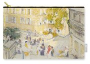 The Spanish Steps Of Rome Carry-all Pouch