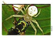 The Spider And The Fly  Carry-all Pouch