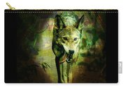 The Spirit Of The Wolf Carry-all Pouch