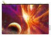 The Spirit Realm Of The Saphire Nebula Carry-all Pouch
