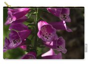 The Splendor Of Foxgloves Carry-all Pouch