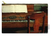 The Square Piano Carry-all Pouch