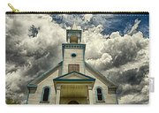 The Squaw Bay Church Carry-all Pouch by Jakub Sisak