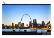 The St. Louis Skyline Carry-all Pouch