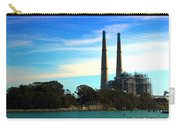 The Stacks Moss Landing Ca Carry-all Pouch