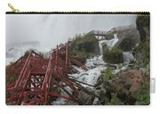 The Stairs To The Cave Of The Winds - Niagara Falls Carry-all Pouch