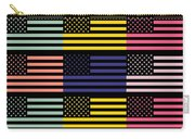 The Star Flag Carry-all Pouch by Tommytechno Sweden