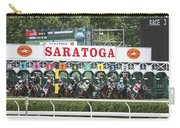 The Start At Saratoga Carry-all Pouch