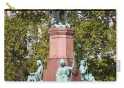 The Statue Of Istvan Szechenyi In Budapest Carry-all Pouch