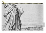 The Statue Of Liberty New York Carry-all Pouch