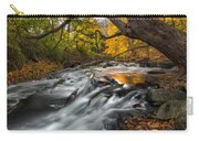 The Still River Square Carry-all Pouch by Bill Wakeley