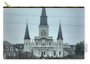 The St.louis Cathedral Carry-all Pouch