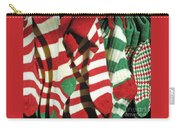 The Stockings Are Hung Carry-all Pouch