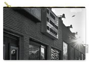 The Stone Pony Asbury Park Side View Carry-all Pouch