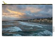 The Storm Clouds Roll In Carry-all Pouch