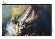 The Storm On The Sea Of Galilee Carry-all Pouch