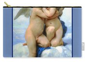 The Story Of Cupid And Psyche Carry-all Pouch
