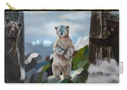 The Story Of The White Bear Carry-all Pouch