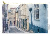 The Streets Of Old Quebec City Carry-all Pouch