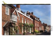 The Streets Of Winchester England Carry-all Pouch