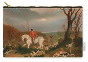 The Suffolk Hunt Carry-all Pouch