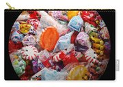 The Sugar Rush Baseball Square Carry-all Pouch
