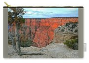 The Sun Shines On The Canyon Carry-all Pouch