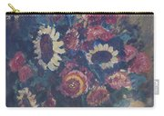The Sunflower Bouquet Carry-all Pouch