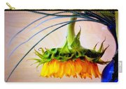 The Sunflower Speaks Carry-all Pouch