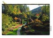 The Sunken Garden Carry-all Pouch