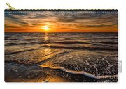 The Sunset Carry-all Pouch by Adrian Evans