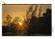 The Sunset In The Mountain IIi Carry-all Pouch