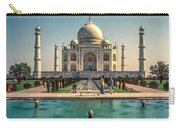 The Taj Maha Carry-all Pouch