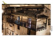 The Tall Houses Of Albarracin Carry-all Pouch