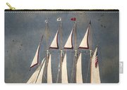The Tall Ship Windy Carry-all Pouch