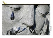 The Tear Of Jesus Carry-all Pouch