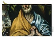 The Tears Of St Peter Carry-all Pouch