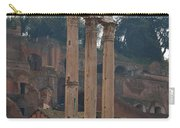 The Temple Of Castor And Pollux Carry-all Pouch