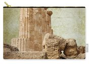 The Temple Of Heracles Carry-all Pouch