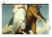 The Temptation Of Christ Carry-all Pouch