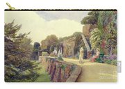 The Terrace At Berkeley Castle Carry-all Pouch