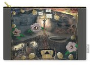 The Testimony Of Ron Wyatt - Ark Of The Covenant Carry-all Pouch