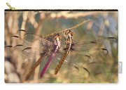 The Three Dragonflies  Carry-all Pouch
