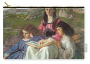 The Three Sisters Of Dean Liddell Carry-all Pouch