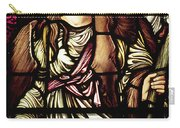 The Tibertine Sibyl In Stained Glass Carry-all Pouch