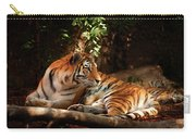 The Tigress  Carry-all Pouch