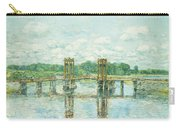 The Toll Bridge New Hampshire Carry-all Pouch