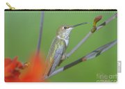The Tongue Of A Humming Bird  Carry-all Pouch