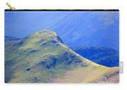 The Top Of Catbells In The Lake District Carry-all Pouch