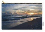The Touch Of The Sea Carry-all Pouch